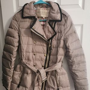 Burberry down jacket woman for us 6 or 8